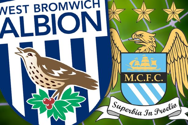 West Bromwich Albion Vs Manchester City
